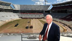 Mal Moore Alabama AD Expanding Bryant Denny Stadium