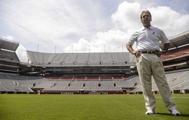 2013 Alabama Football Podcast Preseason Coach Nick Saban