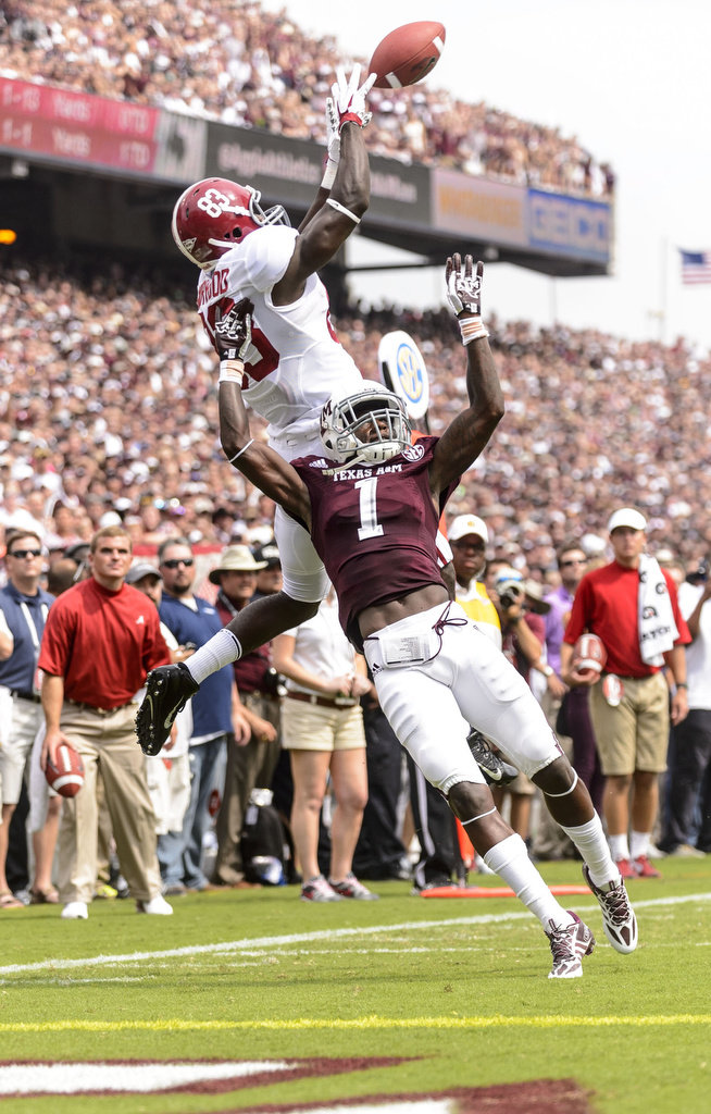 Kevin Norwood catch against Texas A&M